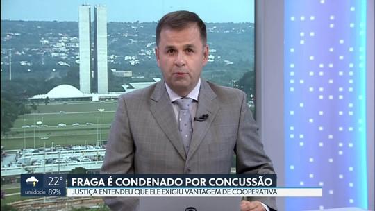 Ex-deputado federal Alberto Fraga, do DEM, é condenado pela Justiça