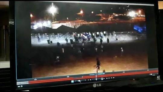 Trinta e cinco torcedores do Cruzeiro são detidos por confusão no Mineirão