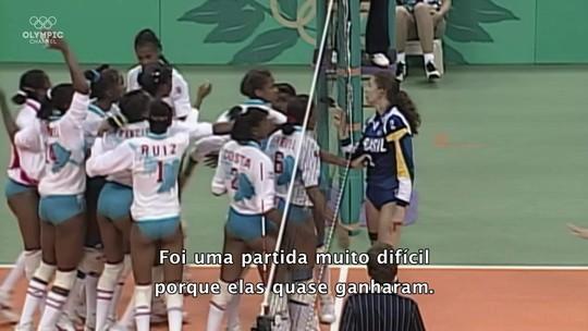Salta, chica! Mireya e companhia relembram rivalidade com Brasil e hegemonia de Cuba nos anos 90