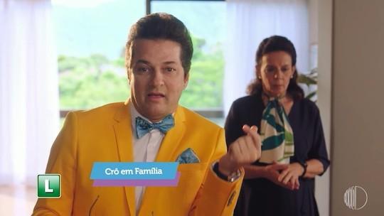 Crô em Família! Marcelo Serrado e elenco contam as novas aventuras do mordomo
