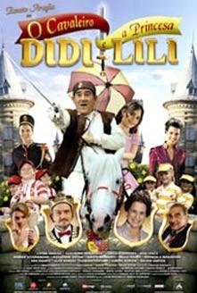 filme O Cavaleiro Didi e a Princesa Lili