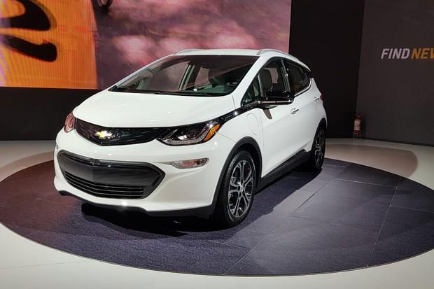 Chevrolet Bolt começa a ser vendido por R$ 175 mil (Foto: Julio Cabral/Autoesporte)