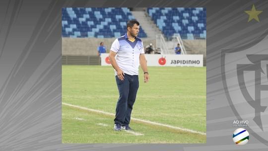 Sob nova direção; Gianni Freitas é o novo técnico do Corumbaense