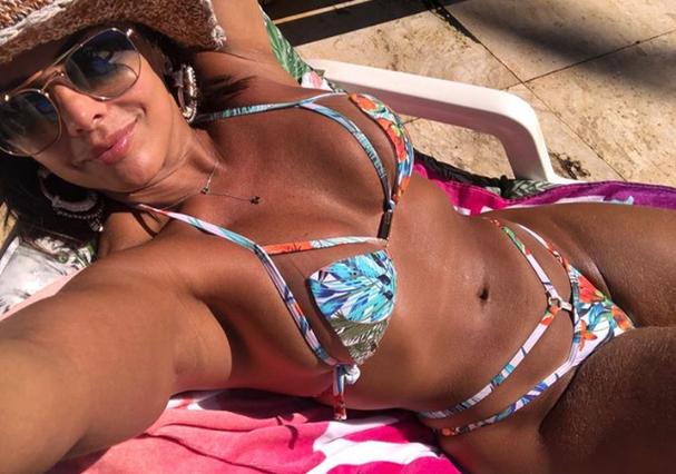 Vivianne Araújo (Foto: Reprodução Instagram)