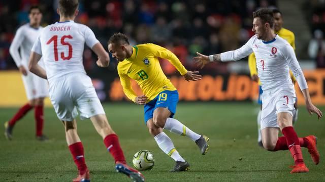 Everton Brasil x República Tcheca