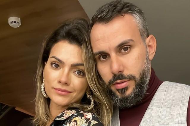 Kelly Key e o marido, Mico Freitas (Foto: Reprodução/Instagram)