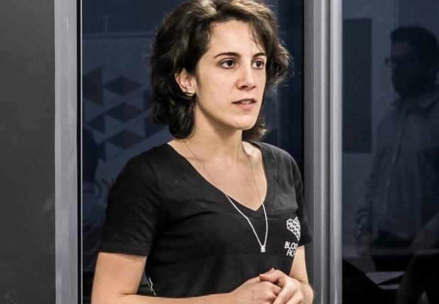 Rosine Kadamani, uma das fundadoras da Blockchain Academy (Foto: Divulgação)