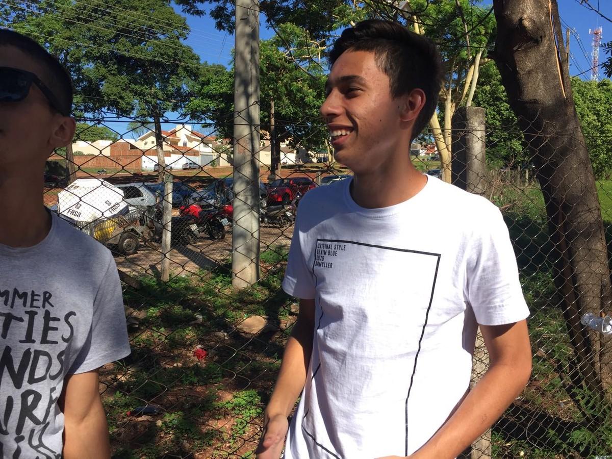 Estudante em Campo Grande diz que prova de exatas do Enem foi mais difícil que redação