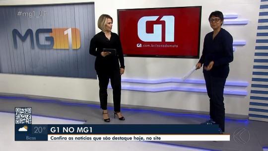 G1 Zona da Mata destaca a história de idosa adotada por uma mulher em Carangola, MG