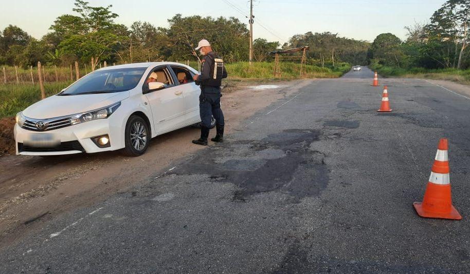 Acidentes de trânsito deixaram 20 pessoas feridas durante feriadão da Padroeira em Sergipe
