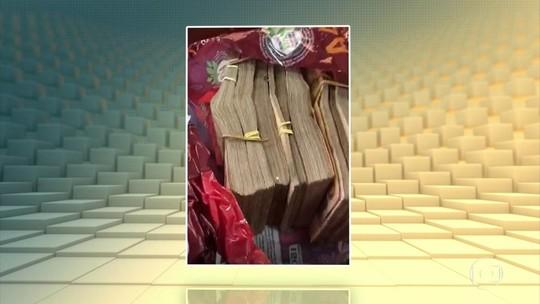 Auditor da Receita preso na Lava Jato tinha R$ 232 mil escondidos