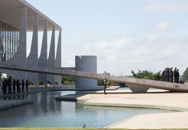 Palácio do Planalto (Foto: Lula Marques /AGPT)