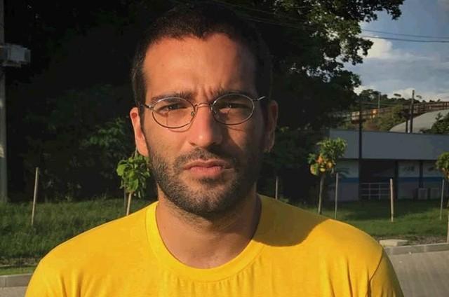 Humberto Carrão (Foto: Reprodução/Instagram)