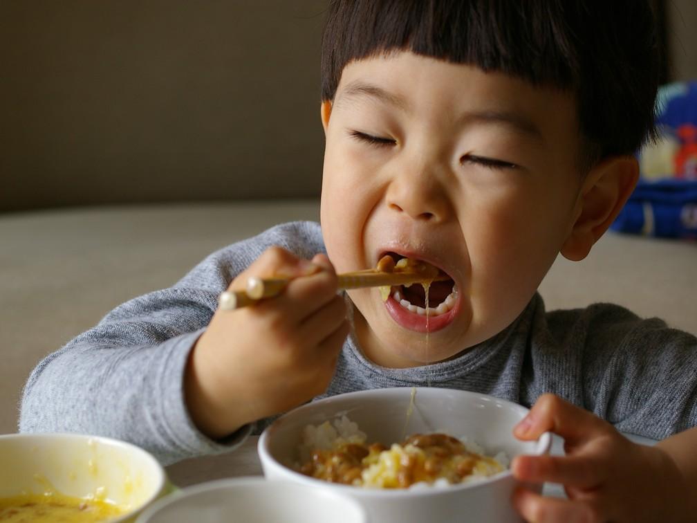 Natto é simplesmente soja fermentada, ou seja, totalmente podre,  — Foto: Tamaki Sono/Flickr/CC 2.0