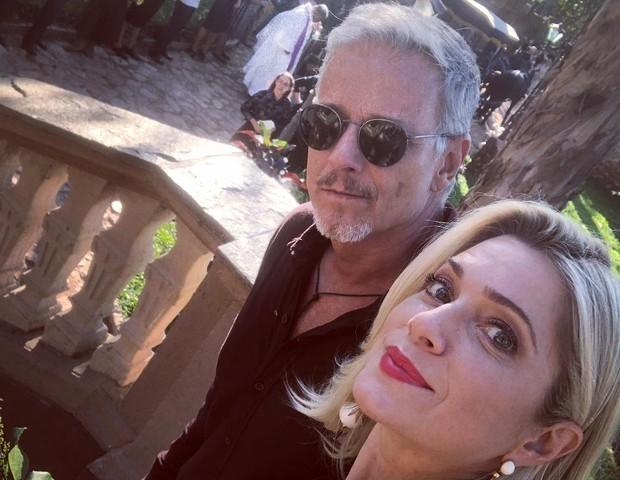 Marcello Novaes e Letícia Spiller (Foto: Reprodução)