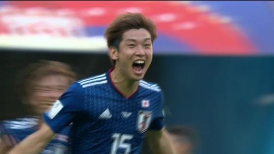 """Honda prefere não comemorar vitória inédita do Japão: """"Vamos virar a chave"""""""