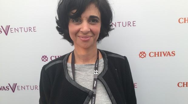 Diana Yousef, da Change: Water Labs (Foto: Adriano Lira)