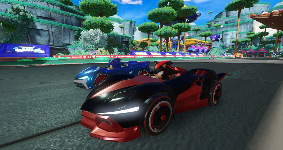 Team Sonic Racing e Dauntless se destacam nos lançamentos da semana