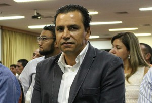 Marcelo Ferreira Miranda, novo diretor-presidente da Fundesporte (Foto: Hélder Rafael)