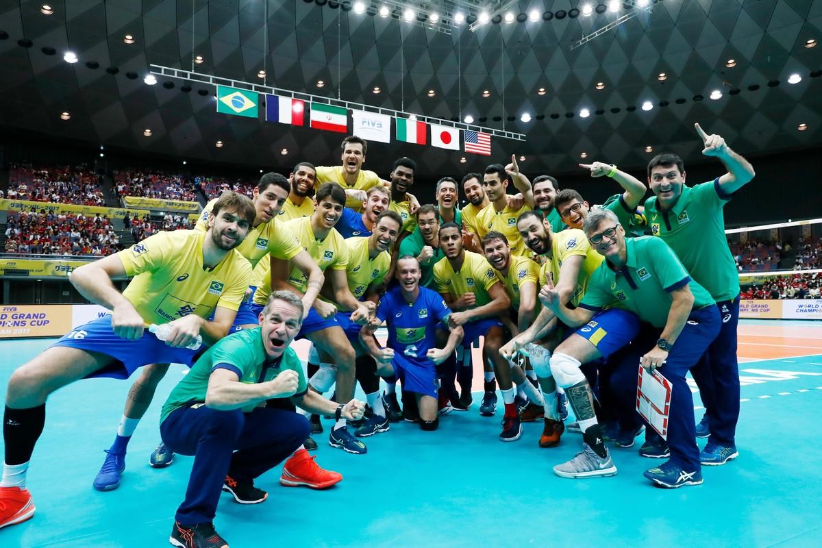 Brasil bate o Japão por 3 a 0 e conquista o pentacampeonato da Copa dos  Campeões  b8b8c1ce21c5f