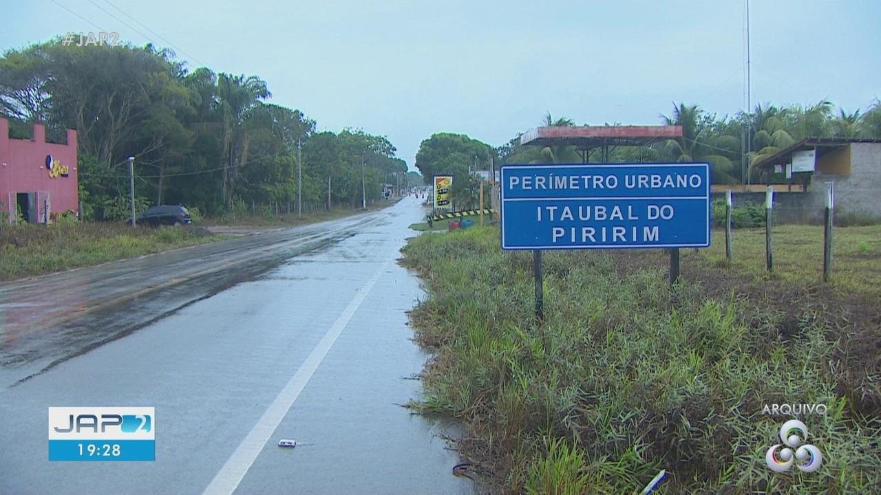 Itaubal é o único município do Amapá que terá mais eleitores que habitantes em 2020