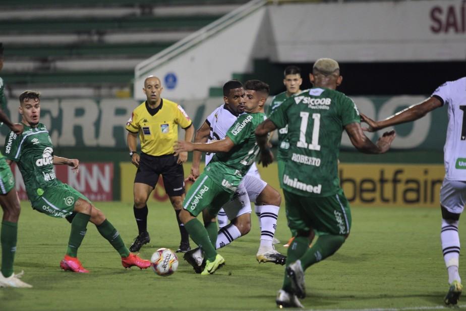Chapecoense 2 x 1 Figueirense: assista aos gols e melhores momentos | brasileirão série b | ge