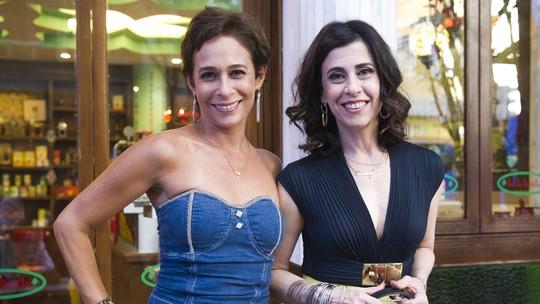 Personagem de Fernanda Torres lida com dupla jornada amorosa em 'Tapas'