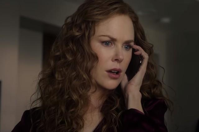 Cena do trailer de 'The undoing' (Foto: Reprodução)