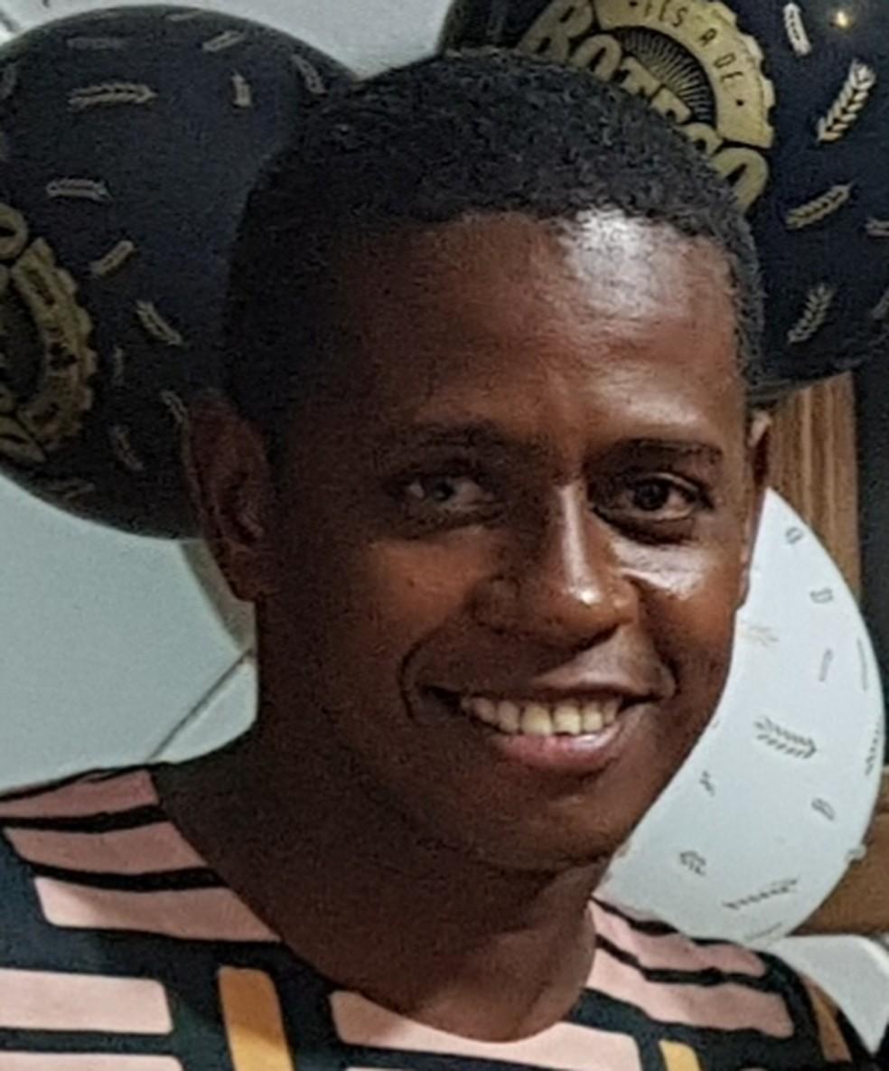 Cleber Henrique está desaparecido há 48h em Salvador  â?? Foto: Arquivo Pessoal