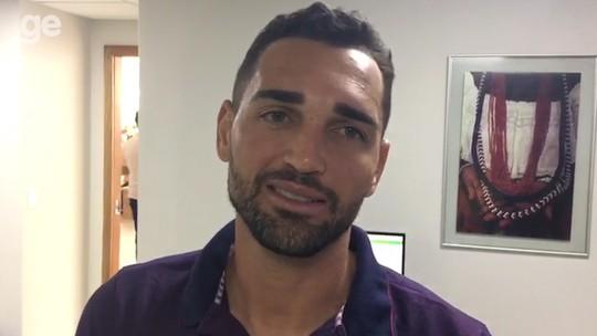 Vai mitar? Artilheiro do Bahia em 2019, Gilberto indica companheiros de time no Cartola FC