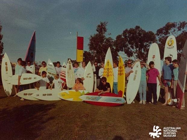 Museu do Surfe, na Austrália (Foto: Divulgação)