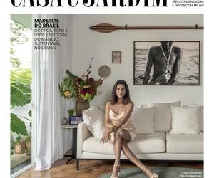 Revista Casa e Jardim: a edição de maio de 2021 já está nas bancas!