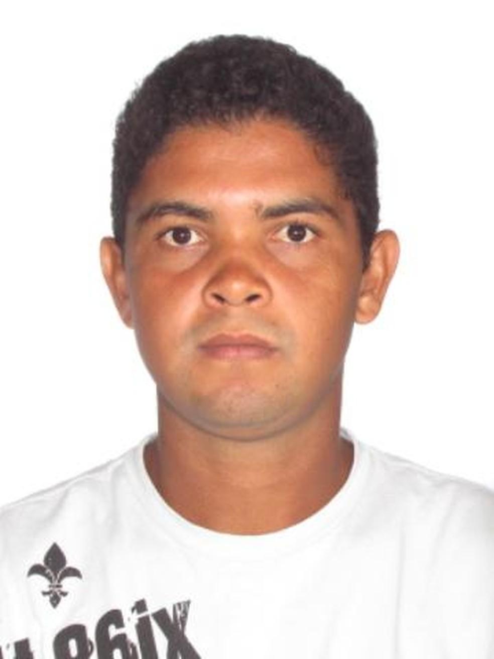 Josemir Costa de Amorim morreu após receber uma facada por conta de uma discussão por pedaço de melancia — Foto: Divulgação/Polícia Civil