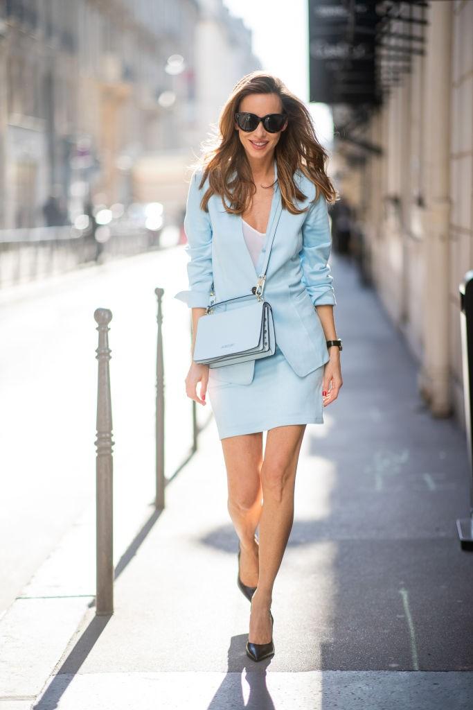 Resultado de imagem para Muito além dos desfiles e coleções de cada temporada, o street style é hoje a principal fonte de inspiração para looks.