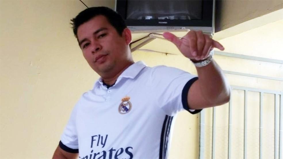 Katsumi Yuji Ikenohuchi Lema é suspeito de ser o mandante do assassinado de Chico Pernambuco.  — Foto: Divulgação