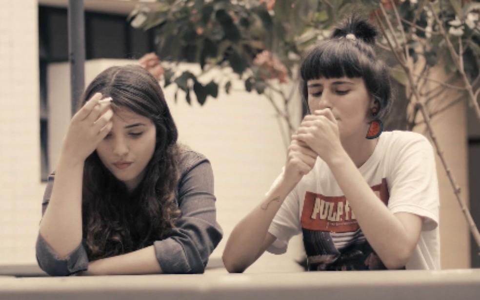 Cena do filme 'Ciclo', da diretora brasiliense Isabella Furtado (Foto: Festival Taguatinga de Cinema/Divulgação)