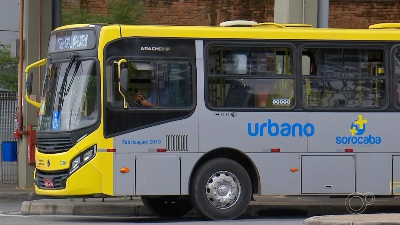 Linhas de ônibus ganham novos horários em Sorocaba