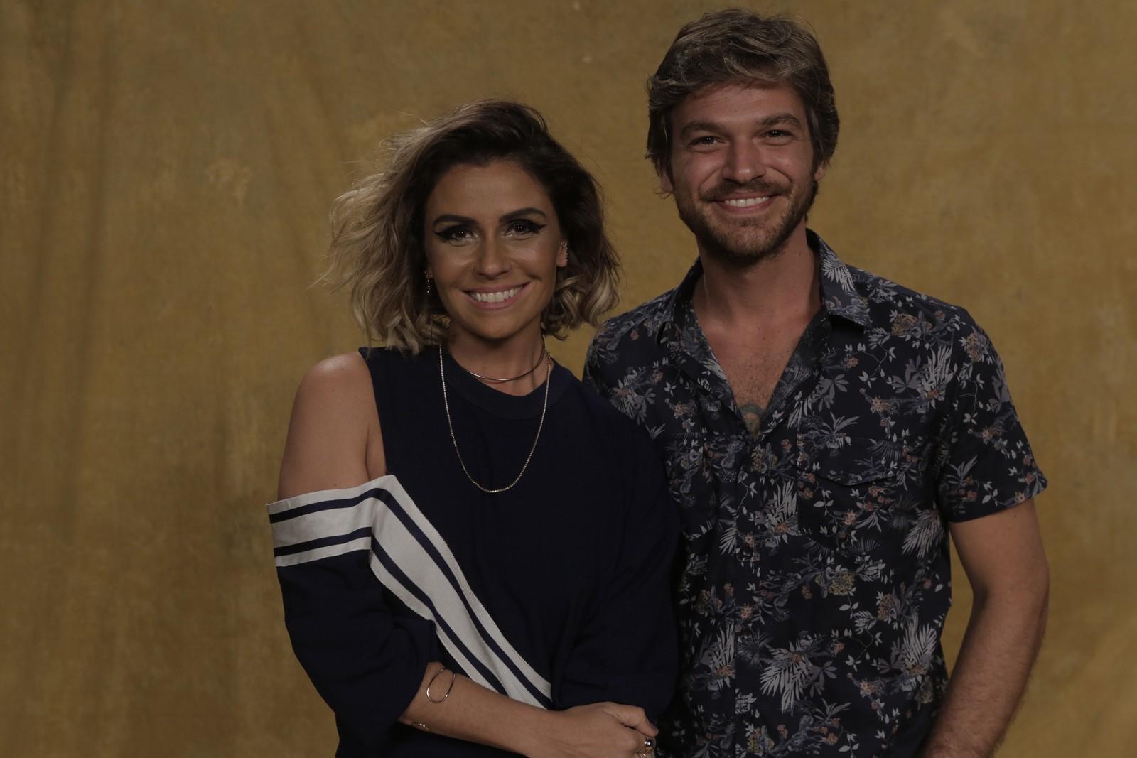 'Segundo Sol': coletiva reúne elenco nos Estúdios Globo