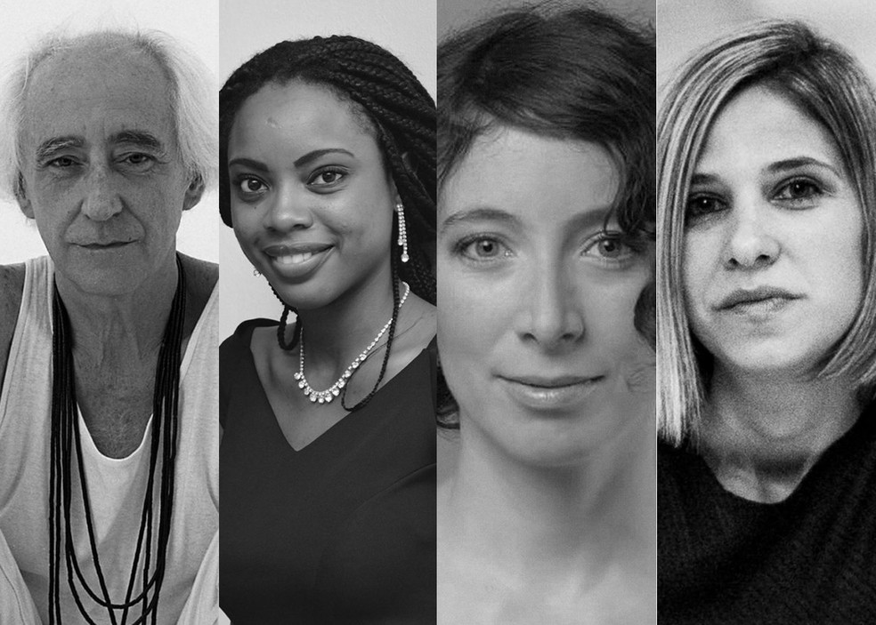 Zé Celso, Ayobami Adebayo, Ayelet Gundar e Karina Sainz Borgo são destaques de 3º dia da Flip — Foto: Flip / Divulgação