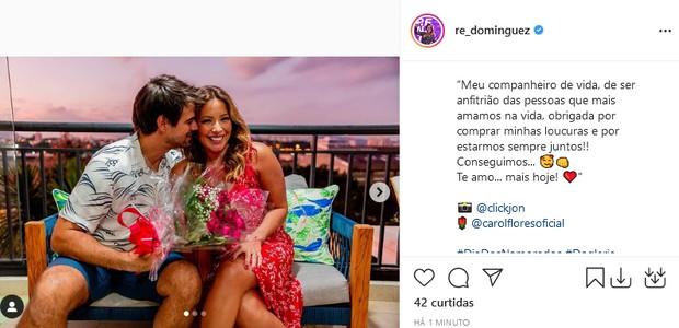 Renata Dominguez (Foto: Reprodução/Instagram)