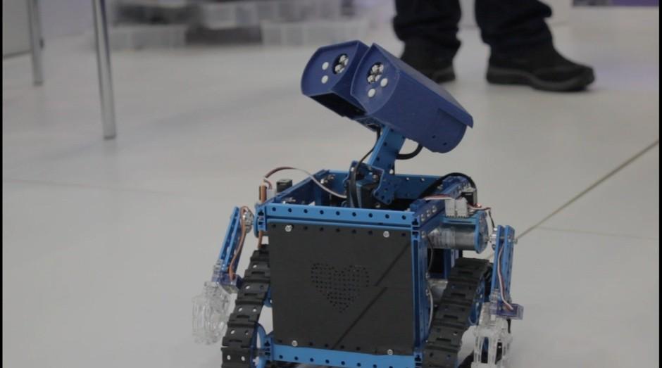 Robô (Foto: Divulgação)