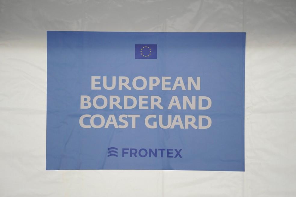 Agência de Fronteiras da União Europeia (Frontex) (Foto: Divulgação/Frontex)
