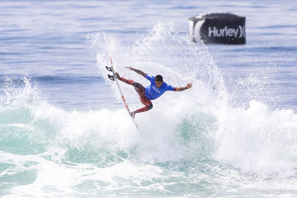 Filipe Toledo campeão Trestles WSL surfe (Foto:  WSL / Morris )