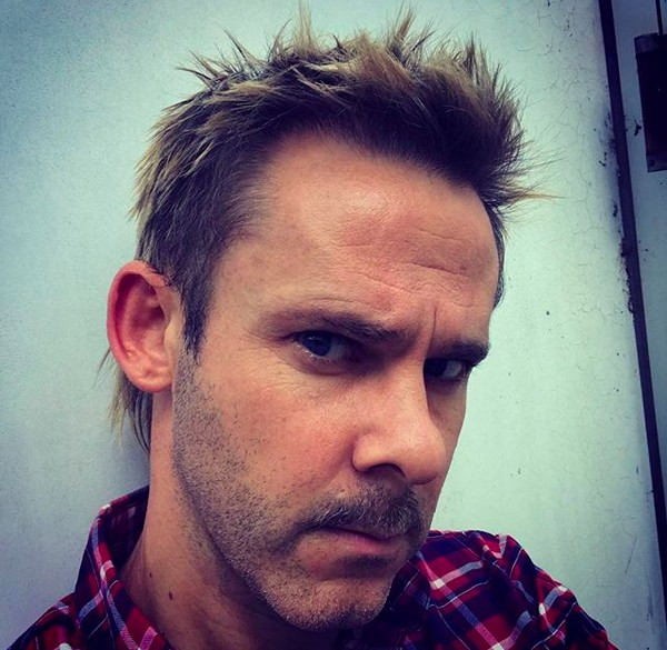 O ator Dominic Monaghan (Foto: Instagram)