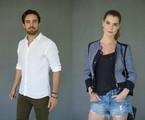 Felipe (Rafael Cardoso) e Lívia (Alinne Moraes) | TV Globo
