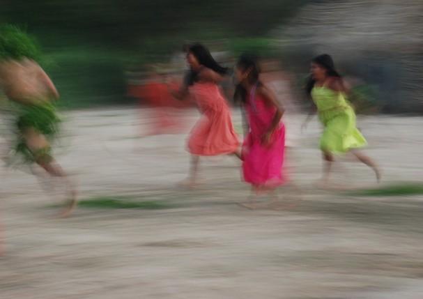 Tartaruga Srie Ymiy / Homem Espirito (2009), de Sueli Maxakali (Foto: Divulgação)
