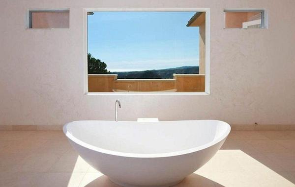 A nova mansão da cantora Mariah Carey (Foto: Instagram)