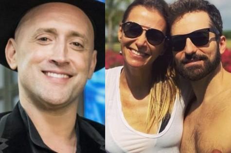 Paulo Gustavo, Mônica Martelli e Thales Bretas (Foto: Reprodução)