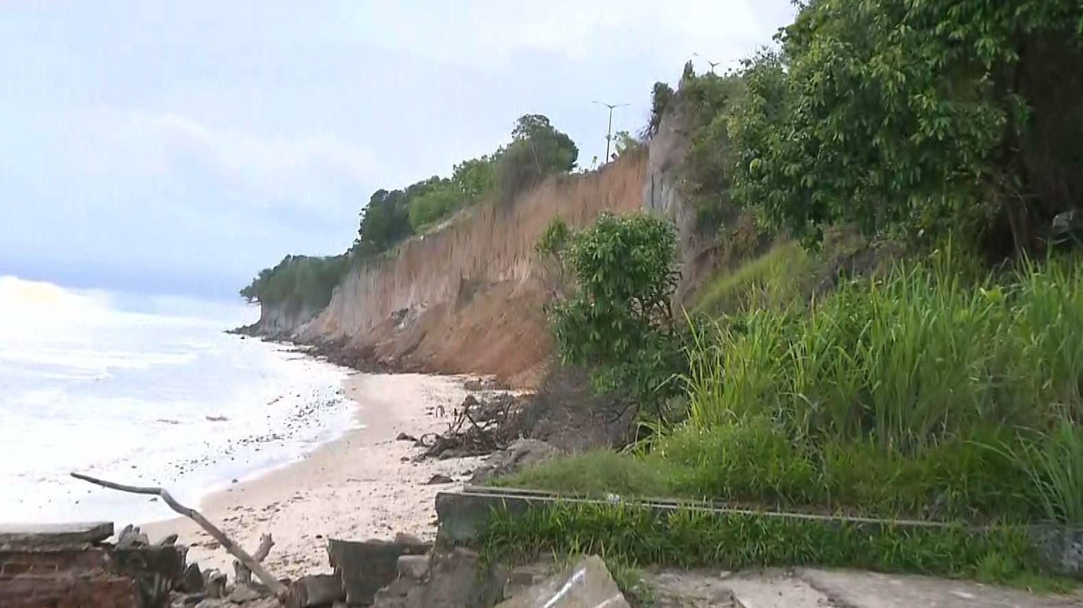 Verba para ações de prevenção na barreira do Cabo Branco, na PB, é liberada pelo governo federal - Notícias - Plantão Diário