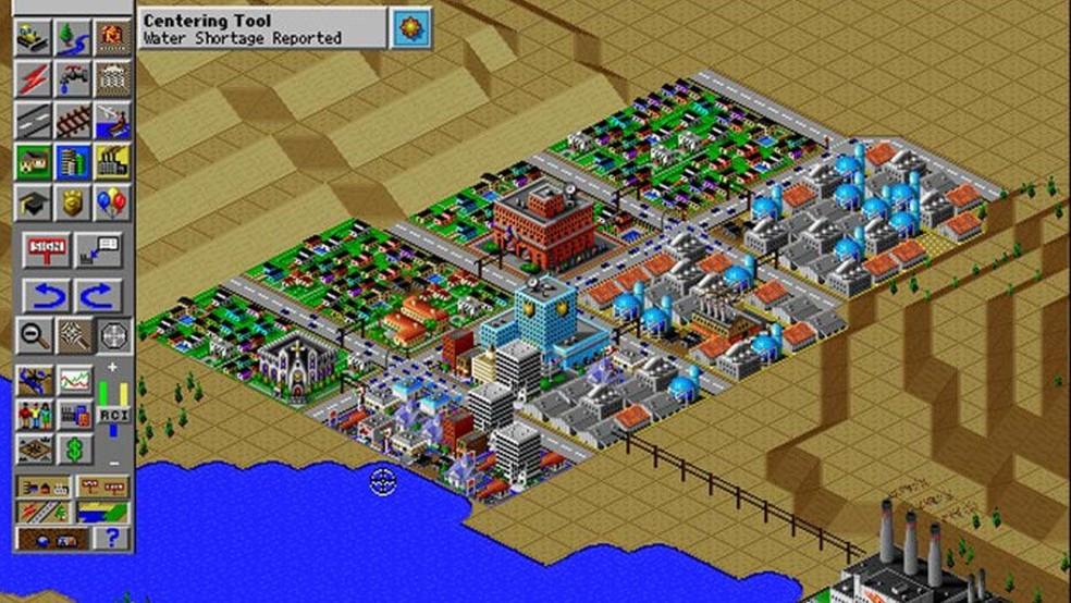 Sim City 2000 (Foto: Divulgação/EA)